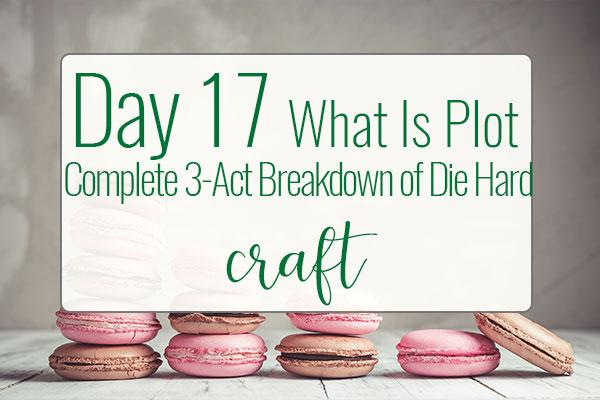 PREPtober Day 17 – Plot Breakdown of Die Hard