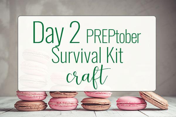 PREPtober Day 2 – PREPtober Survival Kit