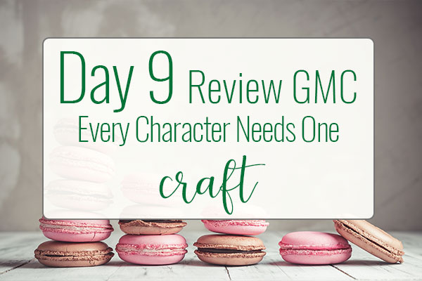 PREPtober Day 9 – Review GMC