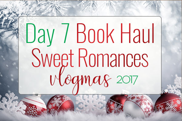 VLOGMAS BOOK HAUL – Sweet Romance Susan Mallery Book Haul