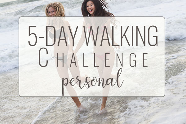 5-Day Walking Challenge
