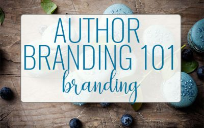 Author Branding 101 with Chelsey Marie