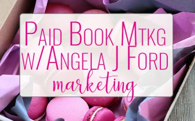 Author Interview: Angela J Ford