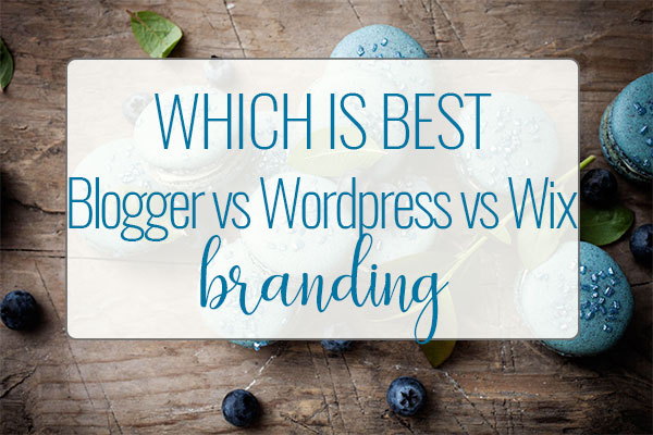 Which is Best: Squarespace vs Blogger vs WordPress vs Wix Interview with Lisa Butler