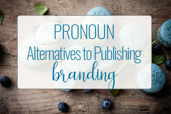 How To Self-Publish Without MacMillan Publishing's Pronoun