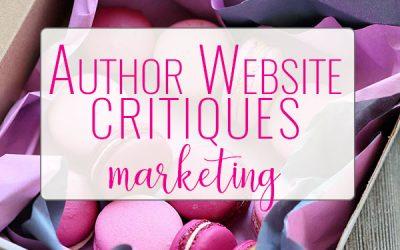 Author Website Reviews with Lauren Layne