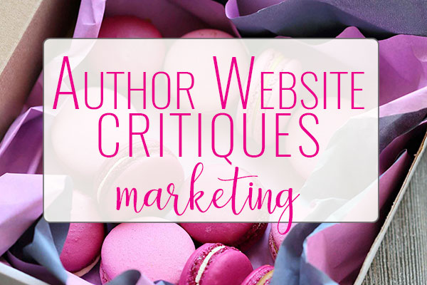 Author Website Reviews with Lauren Layne